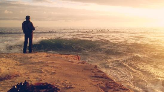 man-beach-sea-coast-water-sand-971481-pxhere.com